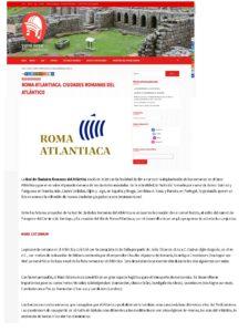 ROMA ATLANTIACA en VIATOR IMPERI de la mano de Sergio Geijo