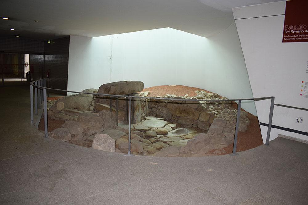 Balnerario pre-romano de la Estación - Braga