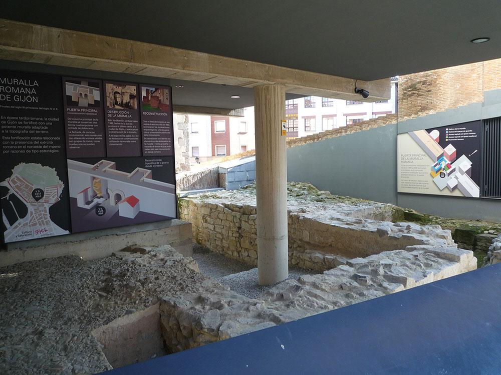 Muralla Romana
