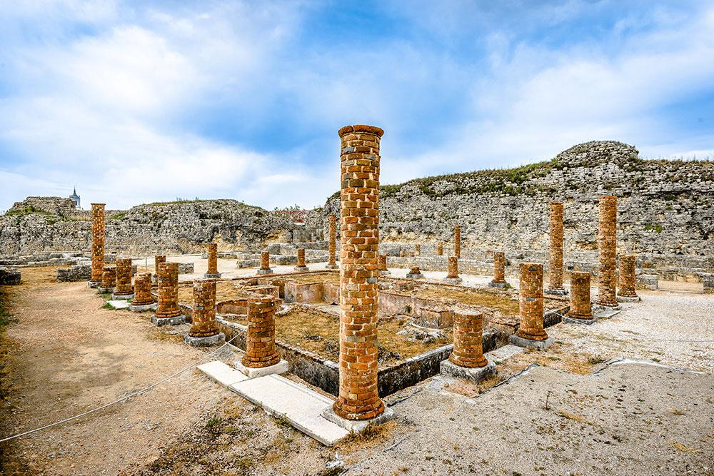 Roman ruins of Conimbriga - National Museum
