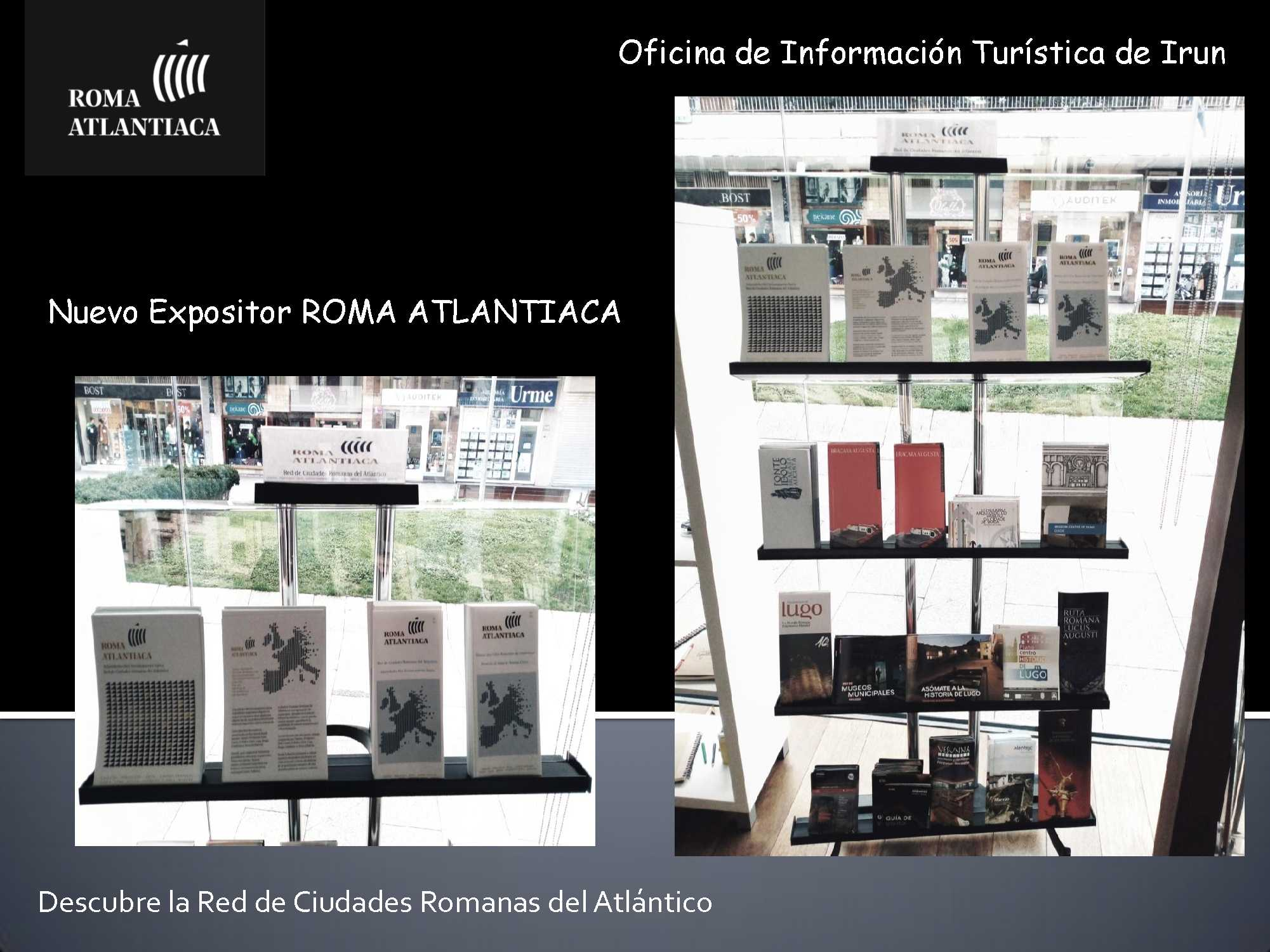 Expositor ROMA ATLANTIACA